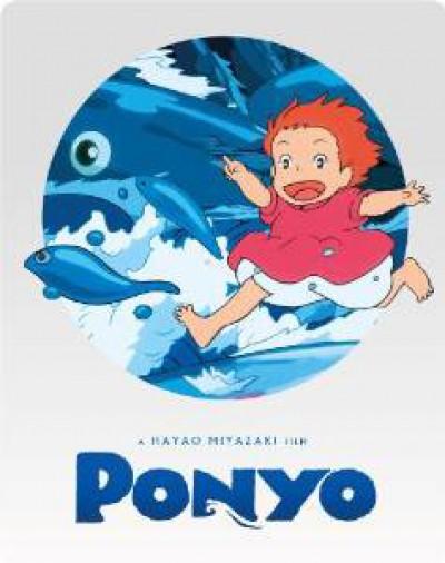 Animation - Ponyo