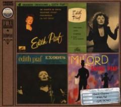 Piaf, Edith - Music Legends