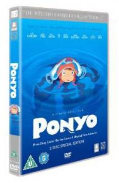Animation - Ponyo  Spec