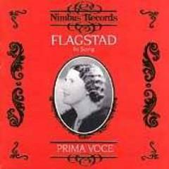 V/C - KIRSTEN FLAGSTAD IN SONG