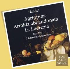 Handel, G.F. - Arias & Recits
