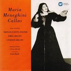 Callas, Maria - First Recital