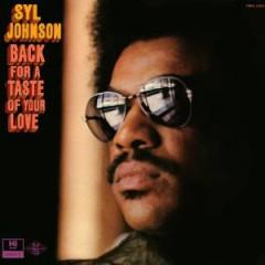 Johnson, Syl - Back For A Taste Of..