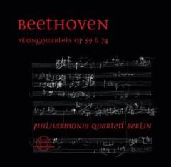 Beethoven, L. V. - STRING QUARTETS OP. 58 &