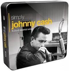 Cash, Johnny - SIMPLY JOHNNY CASH