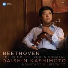Beethoven, L. Van - Complete Violin Sonatas