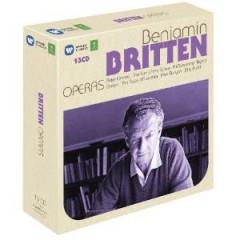 Britten, B. - Operas