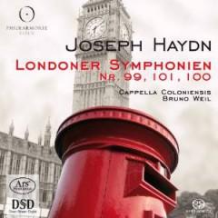 Haydn, J. - Londoner Sinfonien 99 101