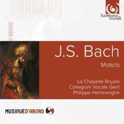 Bach, J.S. - Motets Bwv 225 230