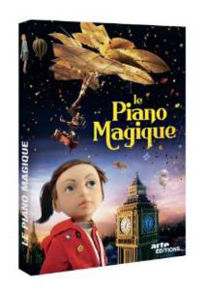 Animation - Le Piano Magique