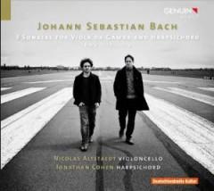 Bach, J.S. - Sonatas For Viola Da Gamb