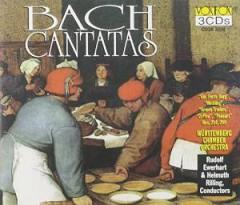 Bach, J.S. - Cantatas