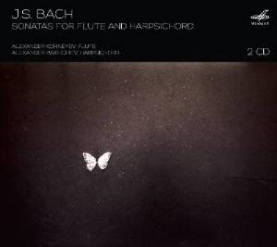 Bach, J.S. - Sonatas For Flute & Harps