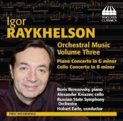 Raykhelson, I. - ORCHESTERMUSIK VOL.3