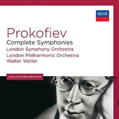 Prokofiev, S. - Symphonies