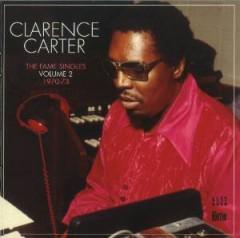 Carter, Clarence - Fame Singles Volume 2
