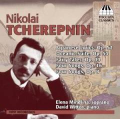 Tcherepnin, N. - LIEDER