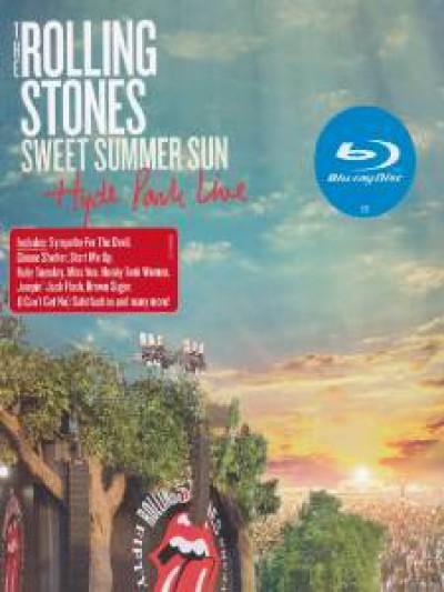 Rolling Stones - Sweet Summer Sun Hyde Par