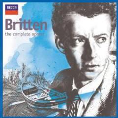 Britten, B. - The Complete Operas