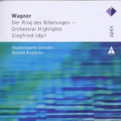 Wagner, R. - Orchestal  Hl  Aus Der Ri