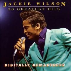Wilson, Jackie - 20 Greatest Hits