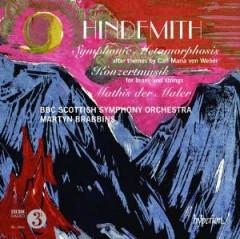 Hindemith, P. - Symphonic Metamorphosis
