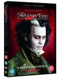 Movie - Sweeney Todd