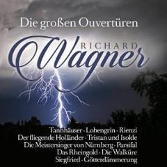 Wagner, R. - DIE GROSSEN OUVERTUEREN-G