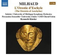 Milhaud, D. - L'ORESTIE D'ESCHYLE