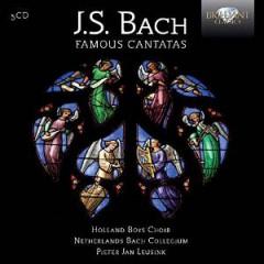 Bach, J.S. - Famous Cantatas