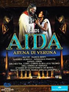 Verdi, G. - Aida  3 D