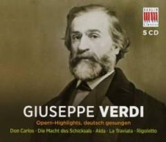 Verdi, G. - Opernhighlights  Ger