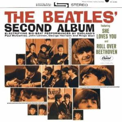 Beatles - Second Album  Us Version