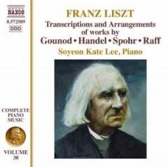 Liszt, F. - TRANSCRIPTIONS & ARRANGEM