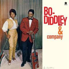 Diddley, Bo - BO-DIDDLEY & COMPANY