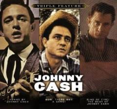 Cash, Johnny - Triple Feature