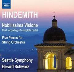 Hindemith, P. - Nobilissima Visione