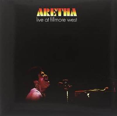 Franklin, Aretha - Live At Fillmore West