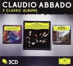 Abbado, Claudio - Three Classic Albums Ltd