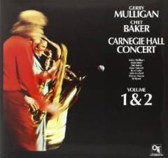 Mulligan & Baker - Carnegie Hall Concert