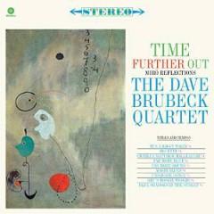 Brubeck Quartet, Dave - TIME FURTHER OUT