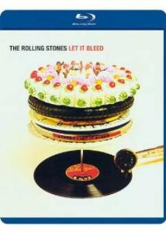 Rolling Stones - Let It Bleed  Blu Spec
