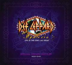 Def Leppard - Viva! Hysteria  Cd+Dvd