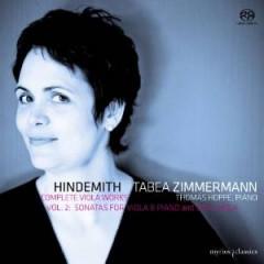 Hindemith, P. - SAEMTLICHE WERKE FUER VIO