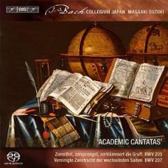 Bach, J. S. - WELTLICHE KANTATEN, VOL.4