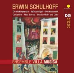 Schulhoff, E. - Die Wolkenpumpe/Bassnacht