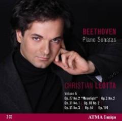Beethoven, L. V. - PIANO SONATAS VOL.5