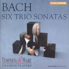 Bach, J.S. - Six Trio Sonatas