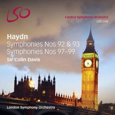 Haydn, J. - SYMPHONIES 92 & 93, 97-99