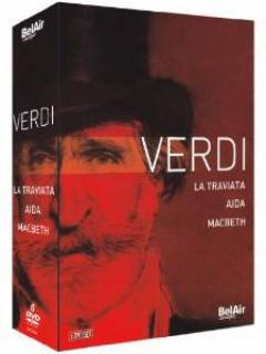 Verdi, G. - Traviata/Aida/Macbeth